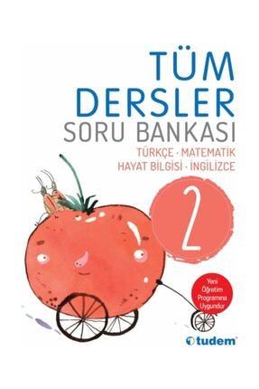 Tudem Yayınları Tudem 2.sınıf Tüm Dersler Soru Bankası