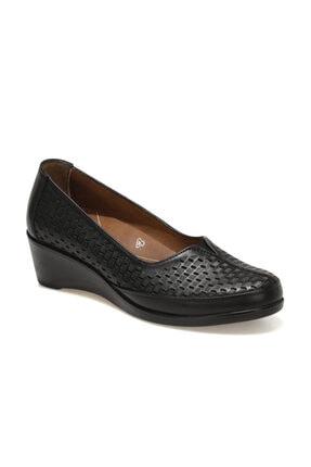 Polaris 5 Nokta 103244.Z1FX Siyah Kadın Klasik Ayakkabı 101002418