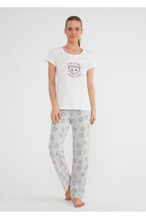 SUWEN Kadın None Bella Pijama Takımı