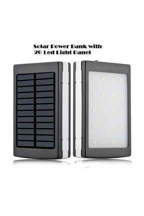 İyi Komşu 18.000mah 20 Led Işıklı Güneş Enerjili Solar Powerbank