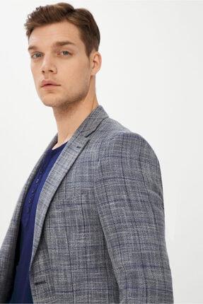 Kiğılı Regular Fit Desenli Ceket
