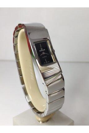 Hislon Retro Kadın Kol Saati Künye Tasarımlı