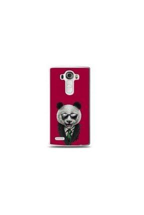 Ren Geyik Lg G4 Mini Panda Mor Koleksiyon Telefon Kılıfı Ymtrklf100