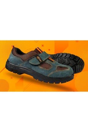 Newkamp Çelik Burunlu Ayakkabı-- S1 Süet