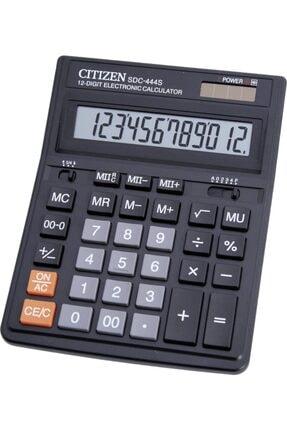 Citizen Cıtızen Masaüstü Hesap Makinesi 444s