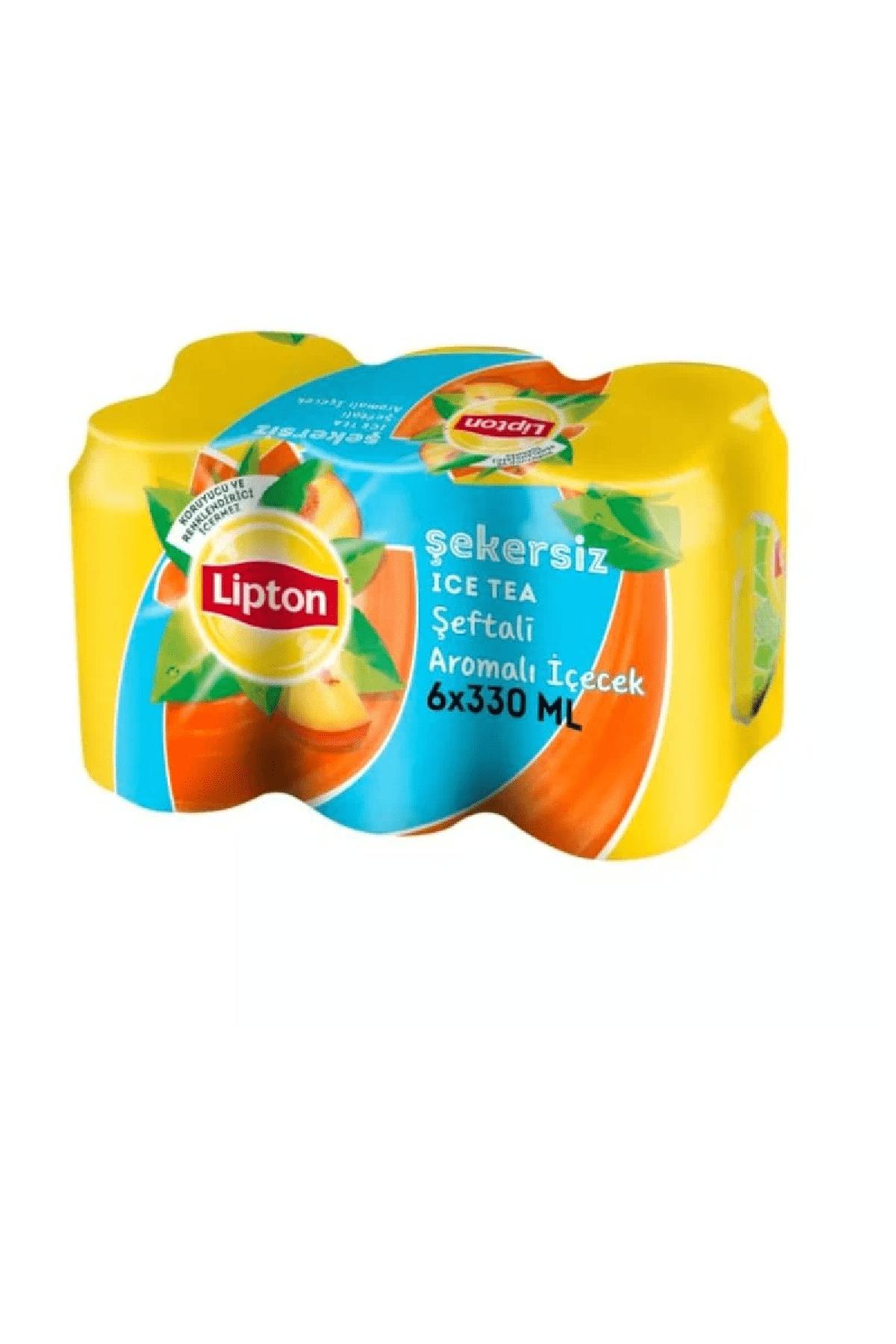 Lipton Ice Tea Şeftali Light 330 ml