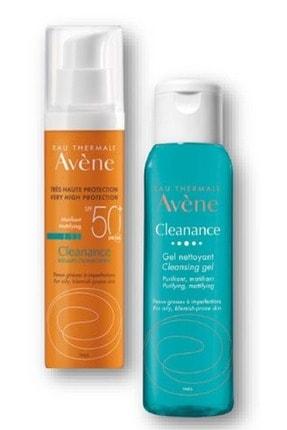 Avene Cleanance Solaire Spf 50+ Güneş Kremi 50 ml