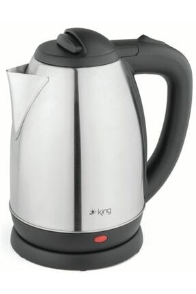 King 569 Lena Çelik Kettle 1800 w 1.7 lt