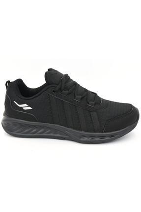 Lescon Unisex Siyah Spor Ayakkabı Flex Clıff-2