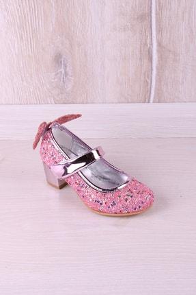 Kidya Kız Çocuk Ayakkabı Pembe
