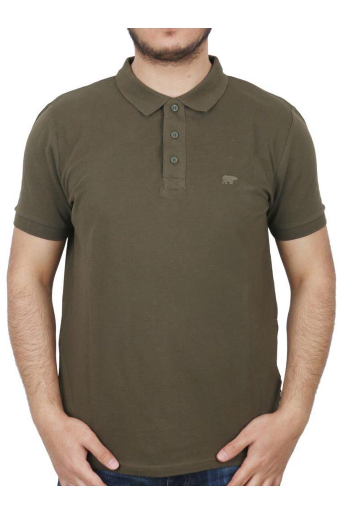 Bad Bear Erkek Polo Yaka T Shirt 21.01.07.051 1