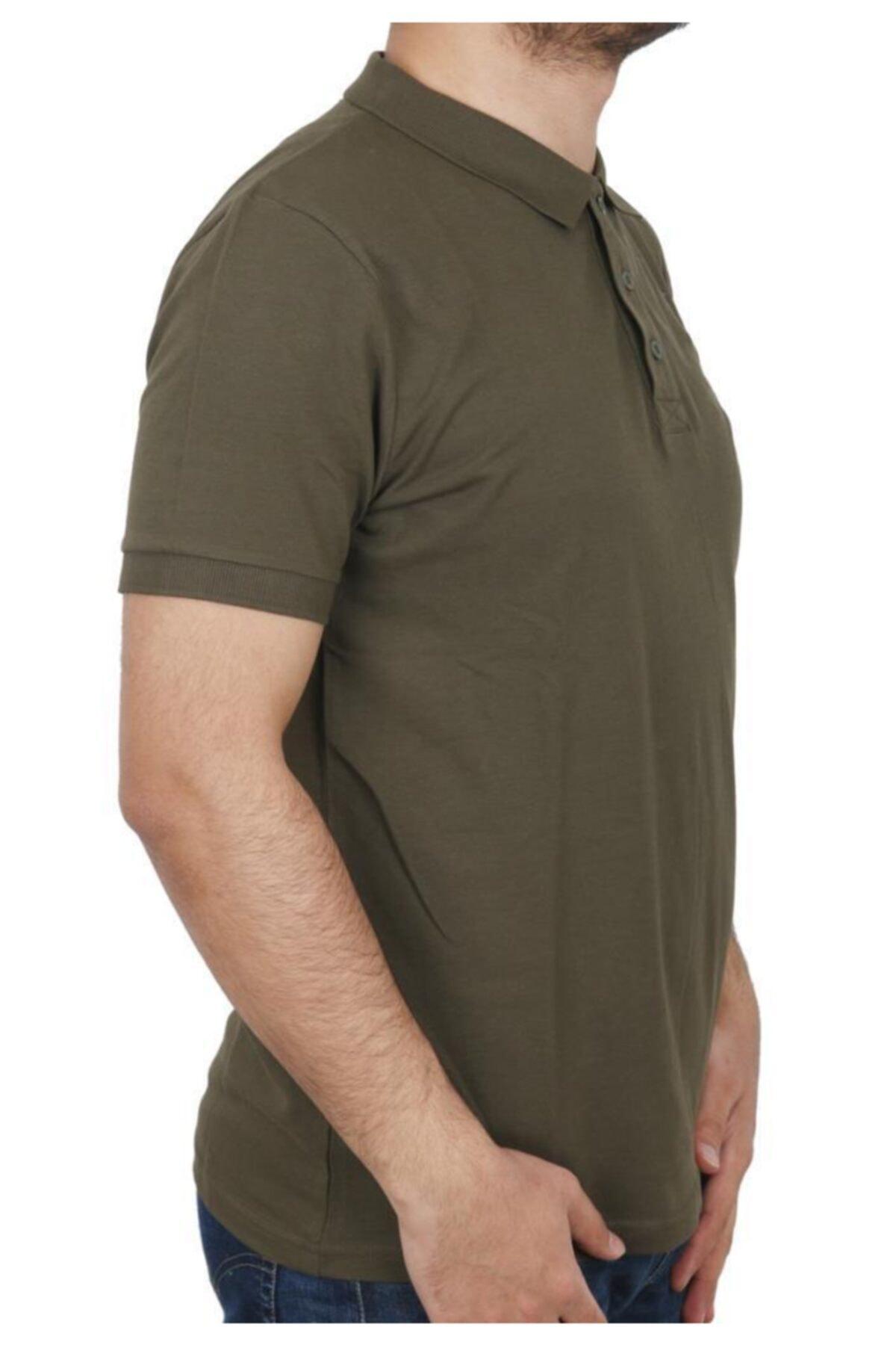Bad Bear Erkek Polo Yaka T Shirt 21.01.07.051 2