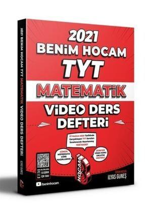 Benim Hocam Yayınları 2021 Tyt Matematik Video Ders Defteri