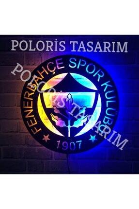 Poloris Tasarım Fenerbahçe Dekoratif Tablo