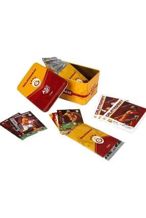 Anne Galatasaray 2020-2021 Sezon Kick Off Box Imzalı Oyunlu Futbolcu Kartları