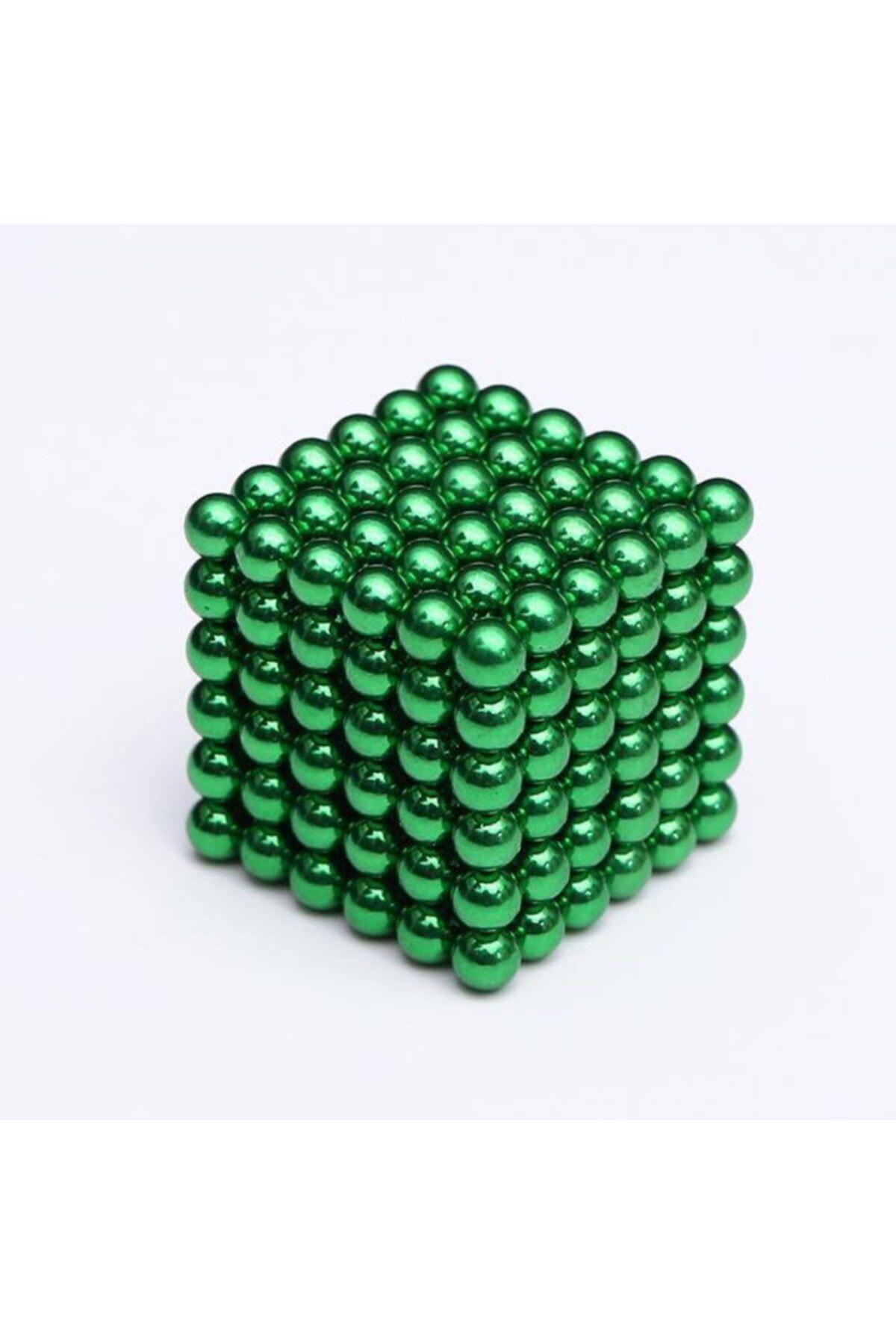 Aberats Manyetik Mıknatıslı Toplar Tek Renkli 216 Adet 2