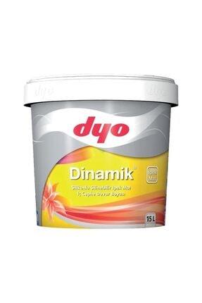 Dyo Dinamik Silikonlu Iç Cephe Boyası 15 Lt 20 Kg (tüm Renkler)