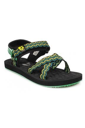 Jack Wolfskin 4039891 Z Zulu Yeşil Kadın Sandalet