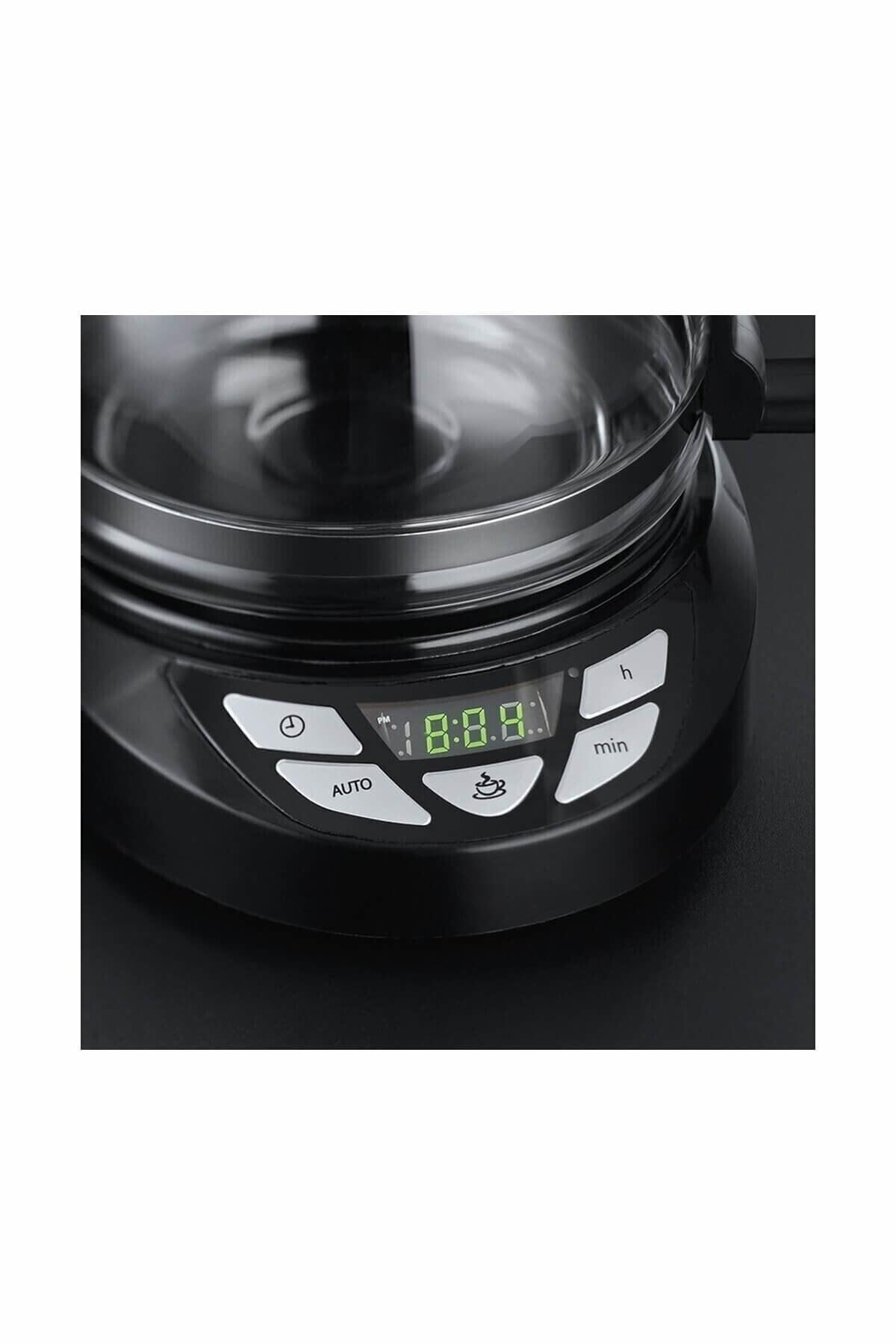 RUSSELL HOBBS Dijital Zaman Ayarlı Filtre Kahve Makinesi 2