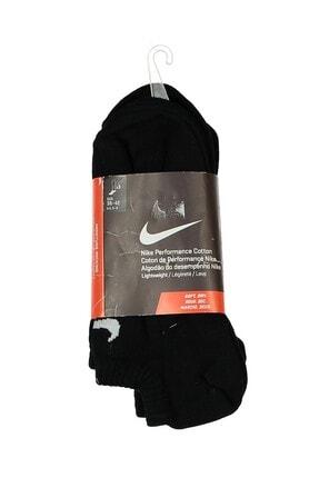 Nike Unisex Çorap - 3ppk Lıghtweıght No Show - Sx4705-010 38-42
