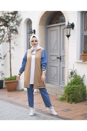 Camelya Fashion Kadın Şık Eşofman Takımı