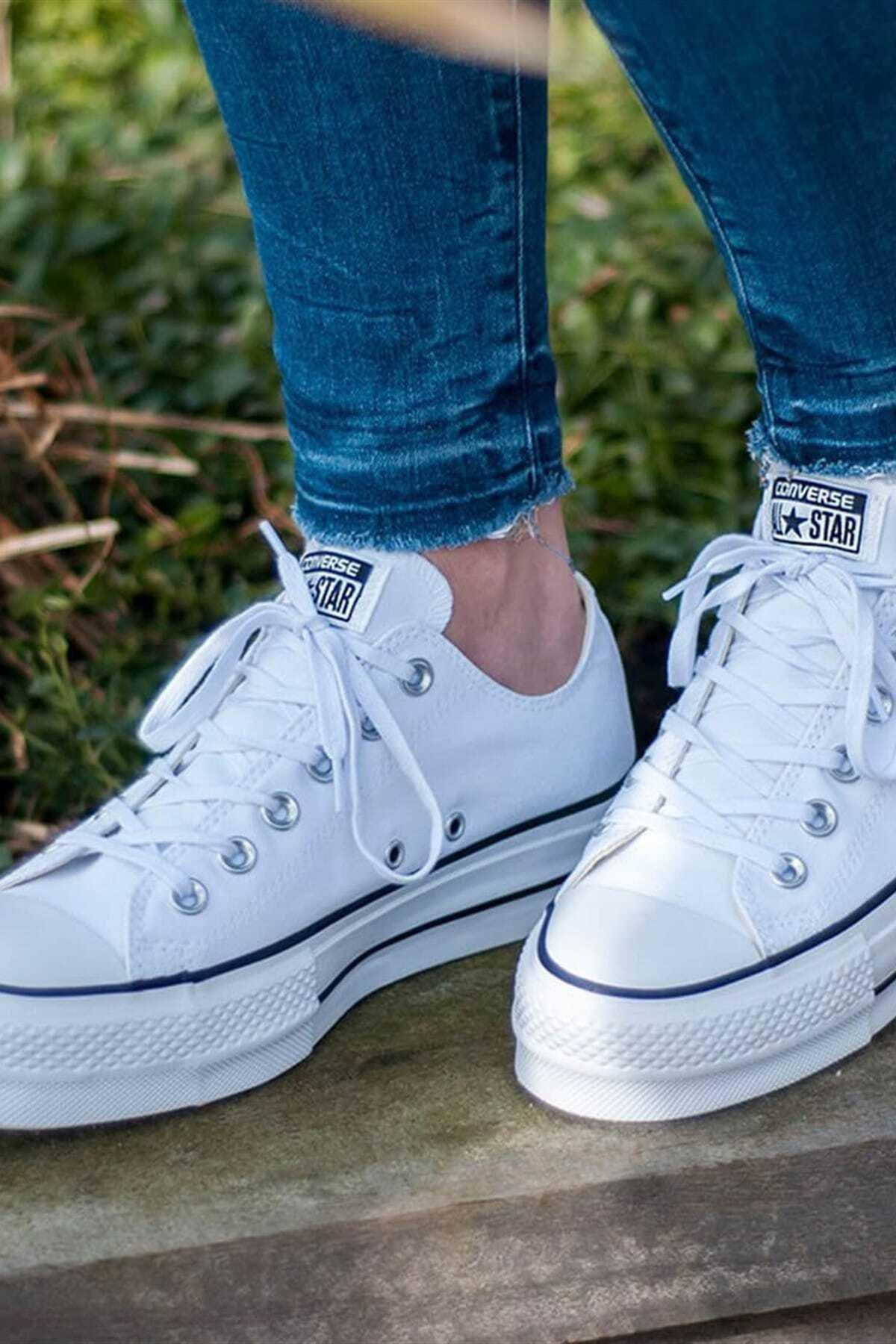 converse Chuck Taylor All Star Lift Sneaker Kadın Ayakkabı 560251C-102 2