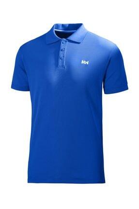 Helly Hansen Driftline Erkek Polo T-shirt Olympian Blue