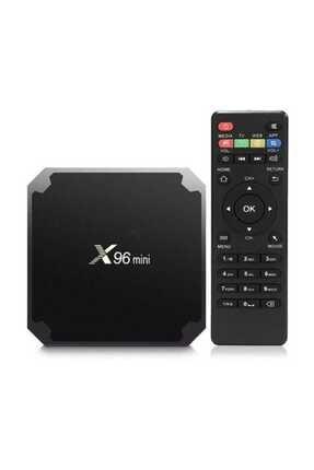 X96 Mini iP Android TV Box S905W 2GB RAM 16GB ROM WİFİ-Kodi