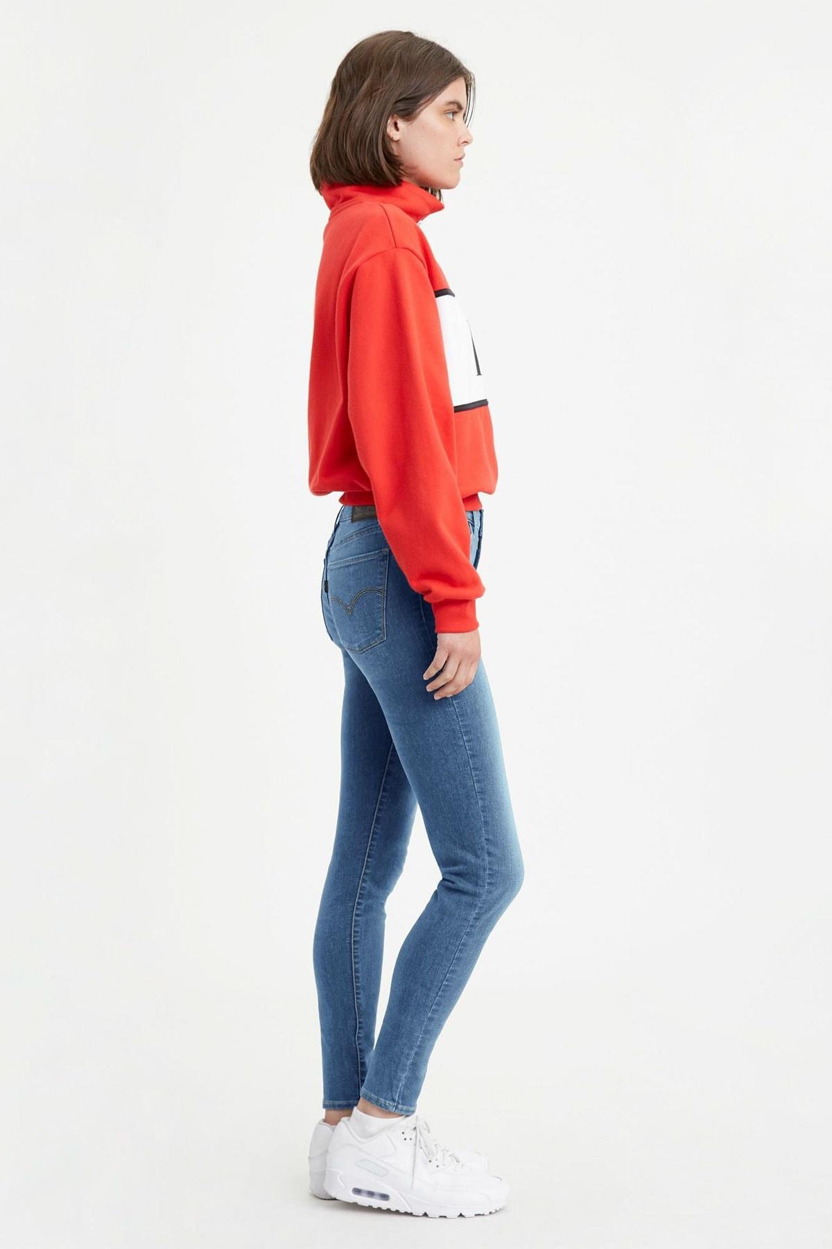 Levi's Kadın 710 Super Skinny Jean 17778-0397 2