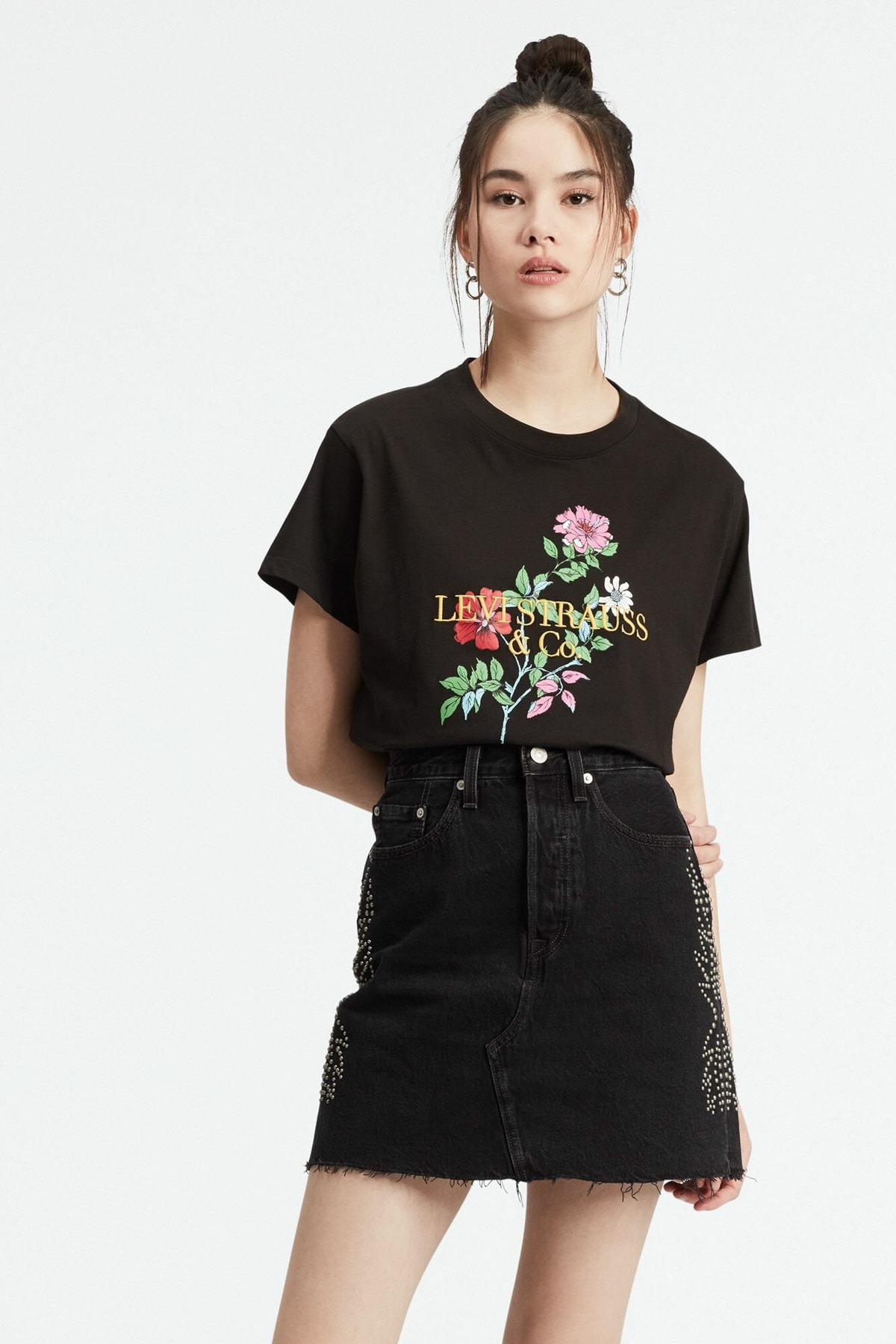 Levi's Kadın T-shirt 69973-0052 -1 1