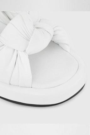 Aldo Kadın  Beyaz Sandalet
