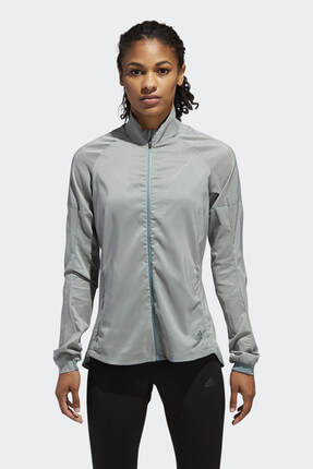 adidas Kadın Sweatshirt - Supernova Jkt - DN2488