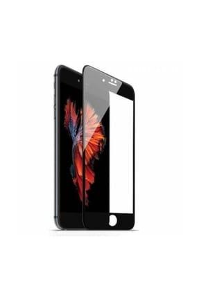 Bufalo iPhone 6/6s Kavisli 5D Cam Ekran Koruyucu Siyah