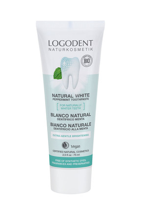 Logona Nane Özlü Doğal Beyazlatıcıorganik Diş Macunu - 75 ml