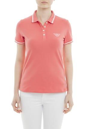 Emporio Armani Pembe Kadın T-Shirt
