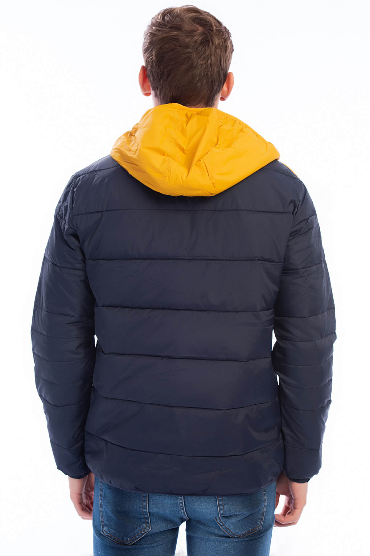 Jack & Jones Mont - Bend Original Puffer Jacket 12138349 2