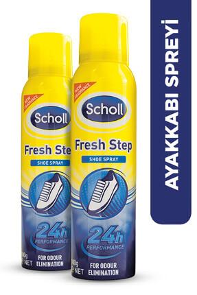 Scholl Koku Önleyici Ayakkabı Spreyi 2'li Avantaj Paketi