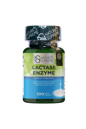 Nature's Supreme Lactase Enzyme 100 Kapsül 8681763380107