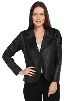 Lir Kadın Ceket Lacivert 5026
