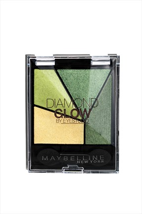 Maybelline New York 4'lü Far Paleti - Diamond Glow Quad 05 Forest Drama 3600530837991