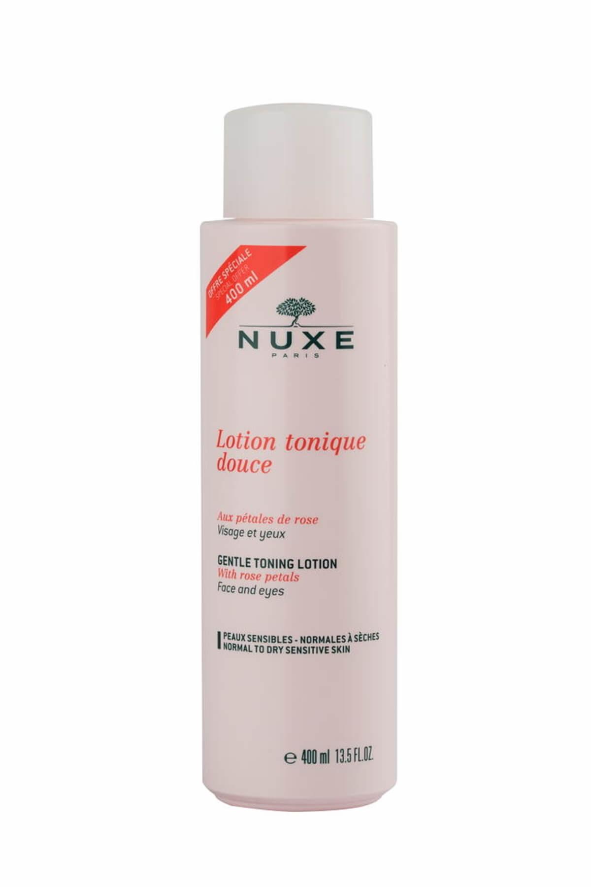 Nuxe Hassas Ciltler için Tonik - Gentle Toning Lotion Yeux 400 ml 3264680011115 1
