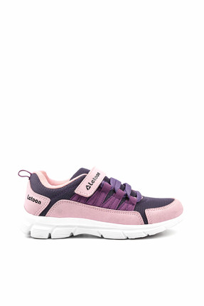 LETOON Pembe Çocuk Spor Ayakkabı - 001F 6316