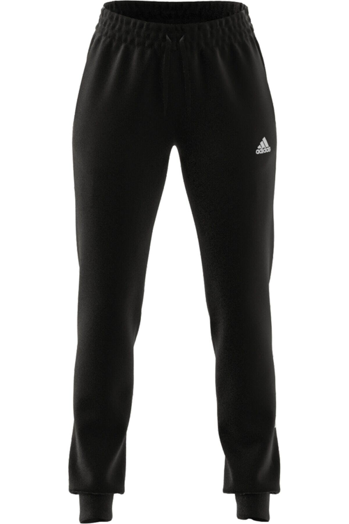 adidas Kadın Siyah Beyaz W Lın Ft C Pt Spor Eşofman Altı 1
