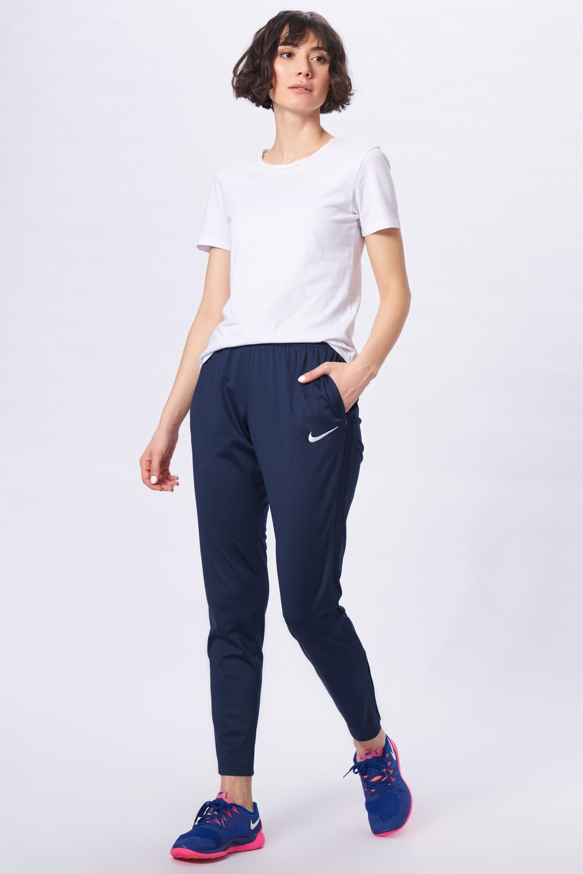 Nike Kadın Eşofman Altı - W NK DRY ACDMY18 PANT KPZ - 893721-451 1