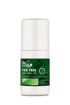 Farmasi Dr. C. Tuna Çay Ağacı Yağı  50 ml Kadın Deo Roll-On 8690131109578