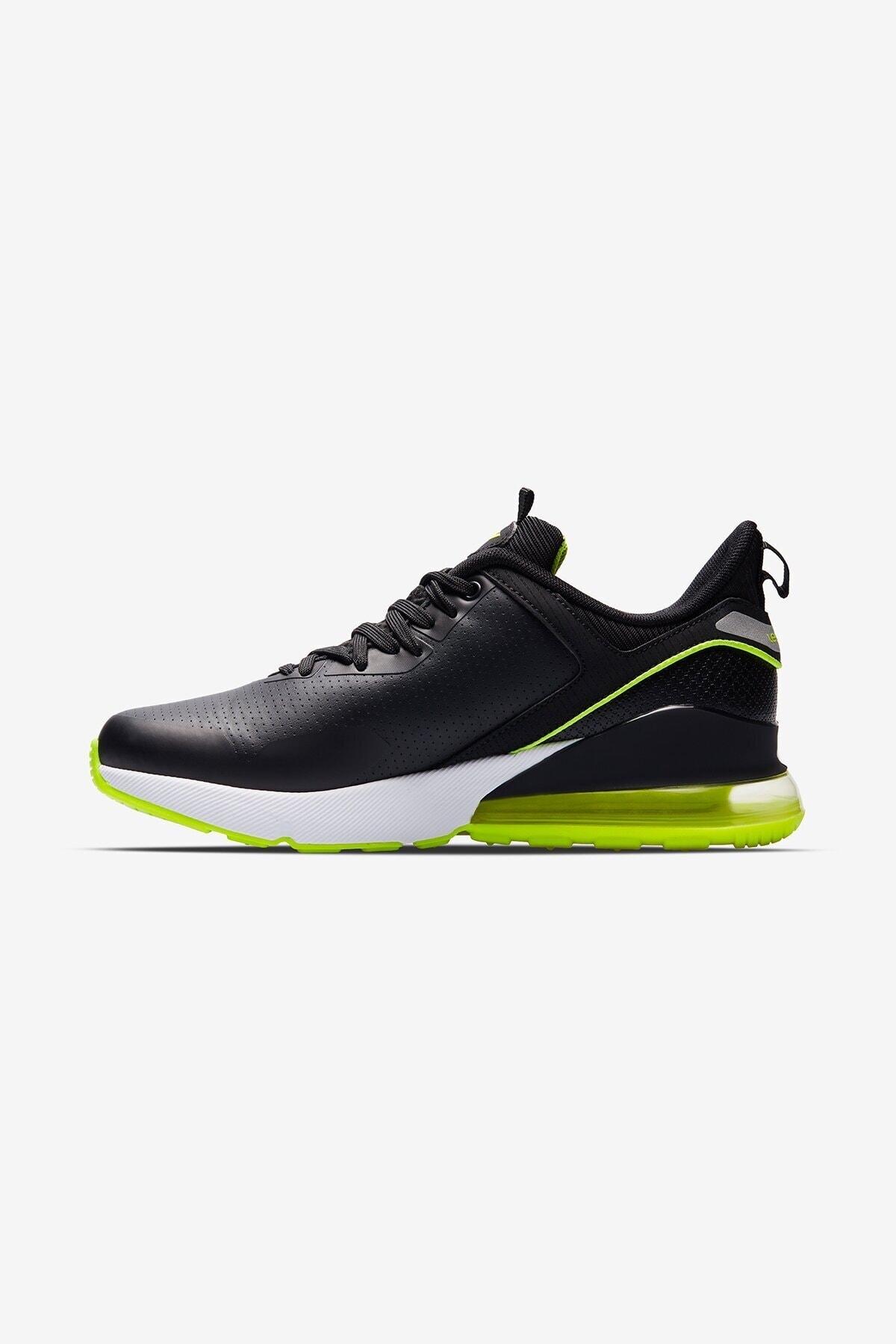 Lescon Airtube Leonis Siyah Kadın Spor Ayakkabı 1