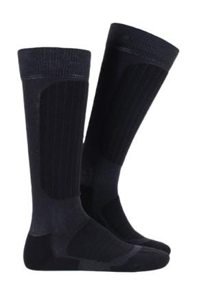 THERMOFORM Siyah Mountain Çorap