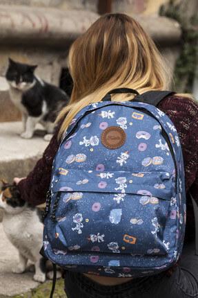 Fudela Unisex Outdoor Backpack Sırt Çantası FE41