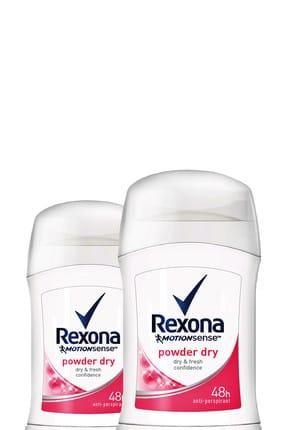 Rexona Kadın Deodorant Stick Powder Dry 40 ml  x 2