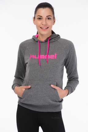 HUMMEL Kadın Sweatshirt Hmlbethılda Hoodıe